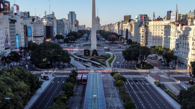 Većina infekcija zabilježena u oblasti glavnog grada Buenos Airesa - Avaz, Dnevni avaz, avaz.ba