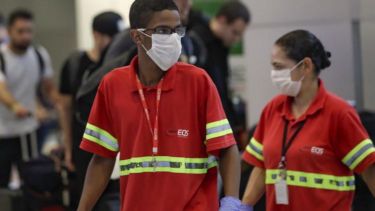 Brazil: Ukupno zaraženih 1,9 miliona