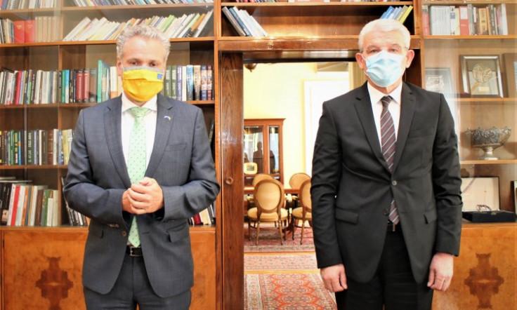 Posebno značajnim je ocijenjen sporazum o Mostaru
