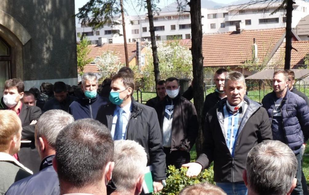 Zenički rudari nastavljaju s radničkim neposluhom - Avaz, Dnevni avaz, avaz.ba