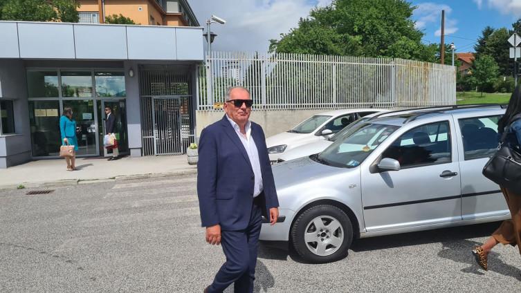 Mektić ispred Suda BiH