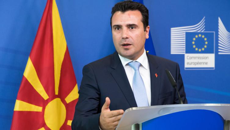 Zaev: Bvši makedonski premijer