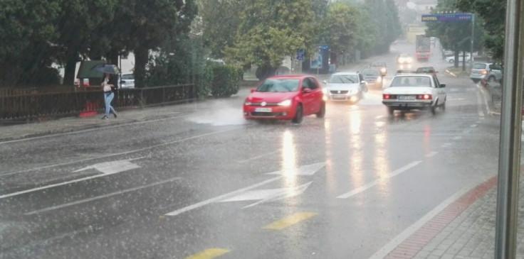 Najavljena kiša - Avaz, Dnevni avaz, avaz.ba