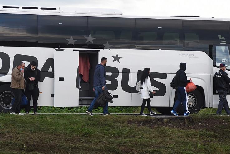 Novi autobus odvezao putnike