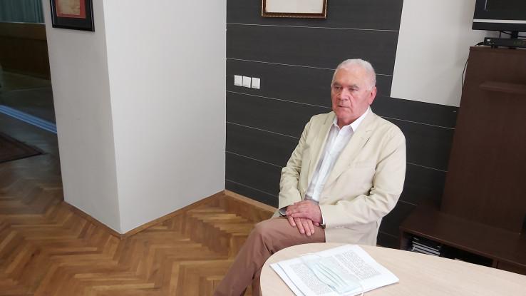 """Adil Kulenović, predsjednik Asocijacije """"Krug 99"""""""