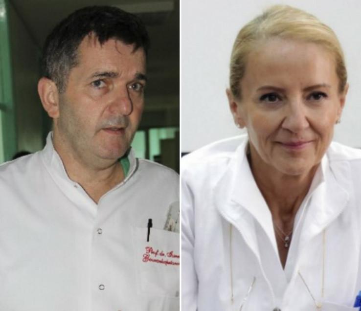 Ismet Gavrankapetanović i Sebija Izetbegović: Iako su izdanci  mladomuslimanske kadrovske politike, predstavljaju  dva različita ljekarska koncepta