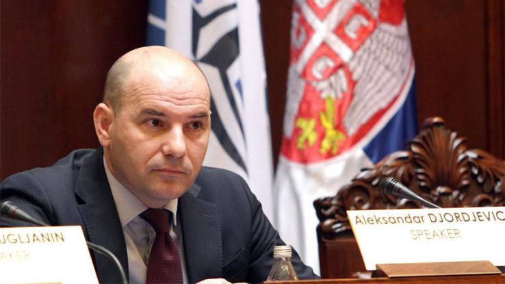 Đorđević: Vratio se u Sarajevo