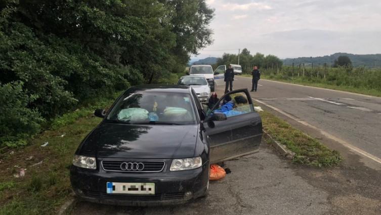 Migrante prevozili u automobilima
