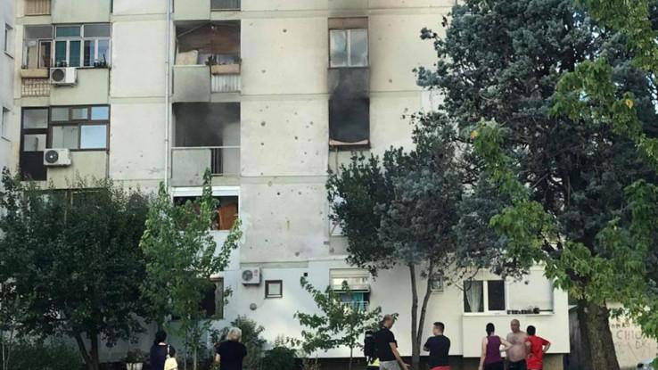 PVJ Mostar prijavu o požaru dobila u 17.35 sati