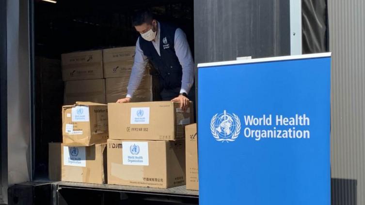 Vrijedna donacija WHO-a