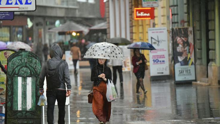 U Bosni danas nestabilno vrijeme