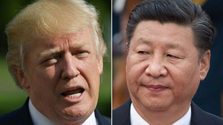 Kina i SAD