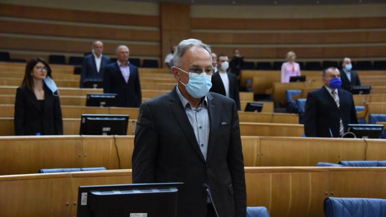 Sjednica Predstavničkog doma Parlamenta BiH