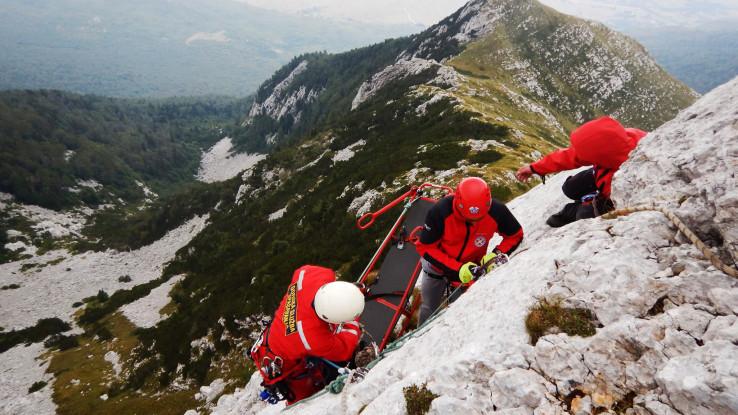 Od gorskih službi spašavanja učestvuju samo dvije i to iz BiH i Srbije