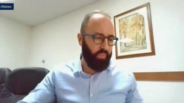 Predsjednik Kluba SDP-a Damir Mašić