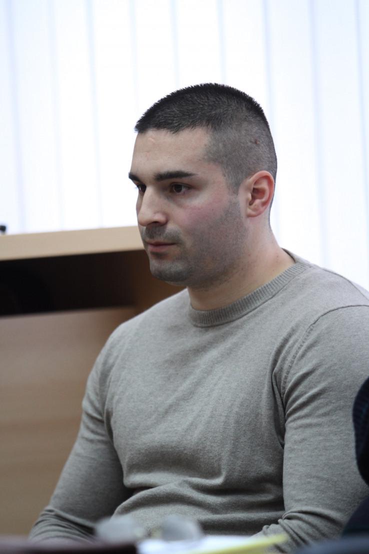 Osumnjičeni Slaviša Šakić