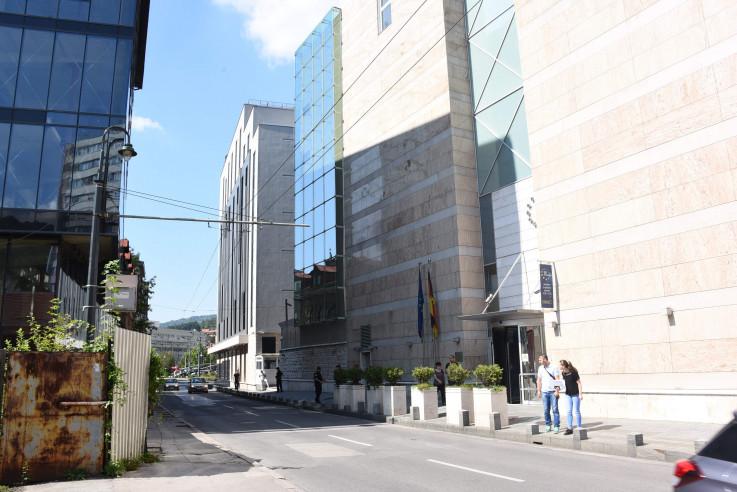 Njemačka ambasada u Sarajevu