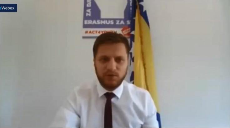 Zastupnik Irfan Čengić (SDP)