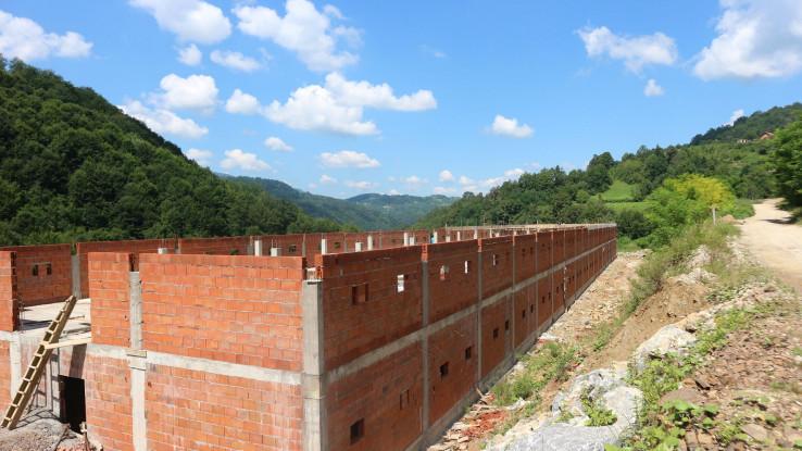 Farma brojlera u izgradnji:  Zaposlit će 10 mladića iz sela