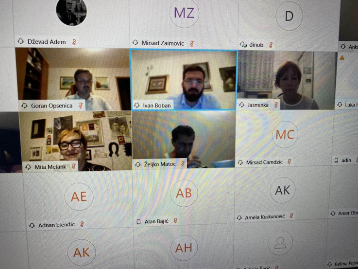 Online sjednica - Avaz, Dnevni avaz, avaz.ba