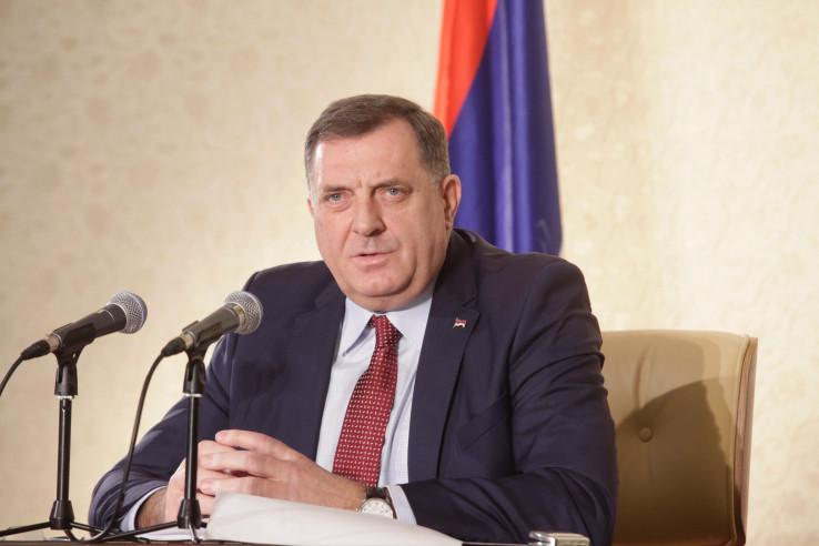 Dodik: Pozvao poslanike da podrže njegov stav