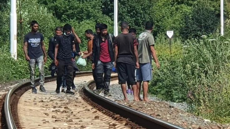 Migranti u Blažuju: Informacija proslijeđena Predsjendištvu BiH