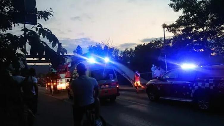 Akcija spašavanja počela je oko 20.30 sati