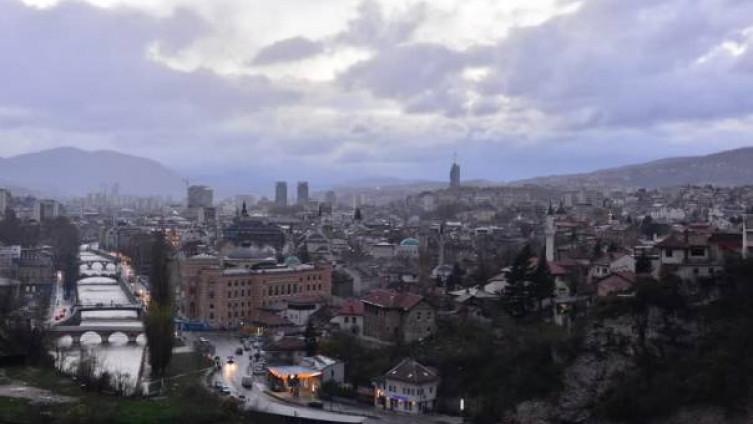 U Bosni je moguć poneki lokalni pljusak s grmljavinom