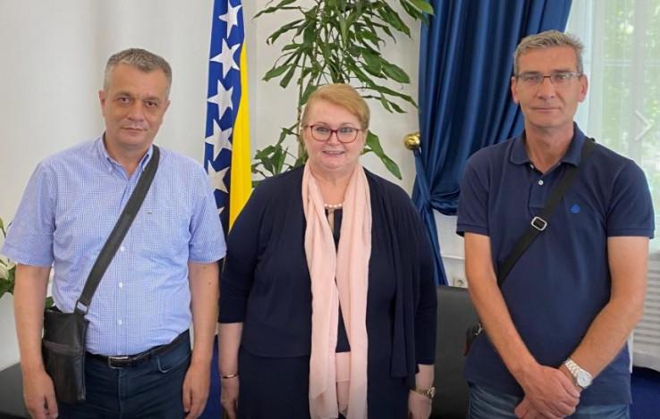 Turković sa Krečom i Pandžićem - Avaz, Dnevni avaz, avaz.ba
