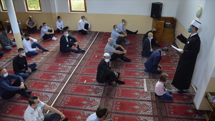 Bajram-namaz u Srebrenici