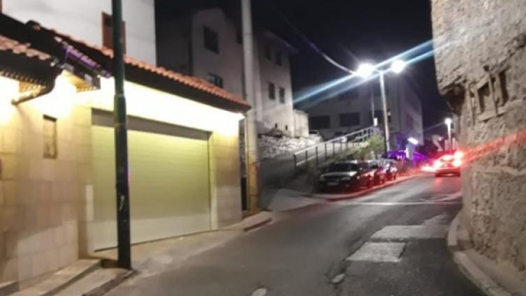 Mjesto gdje se dogodio incident