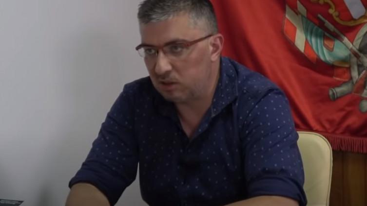 Dumanović:  Sudi mu se za odavanje službene tajne