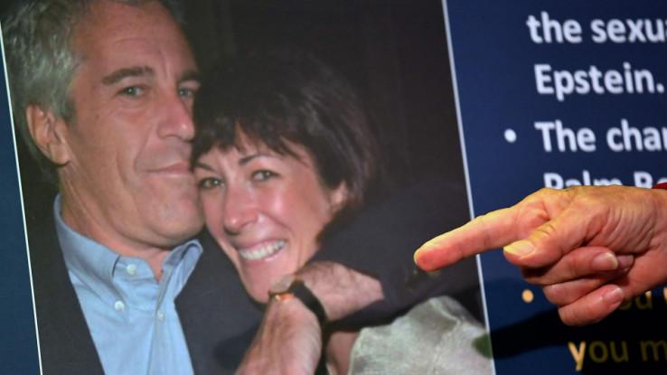 Maxwell i Epstein bili u emotivnoj vezi