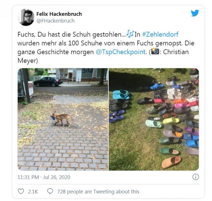 Urednik njemačkog lista objavio fotografiju