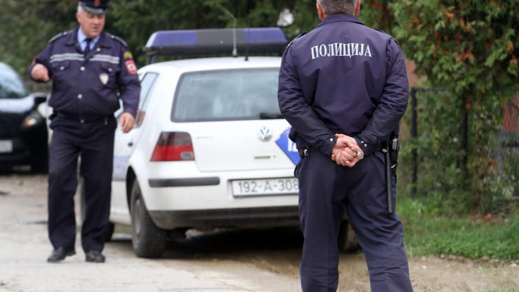 U toku je kriminalistička obrada uhapšenih