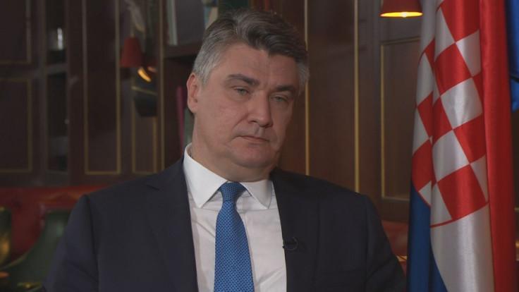 Zoran Milanović, predsjednik Hrvatske