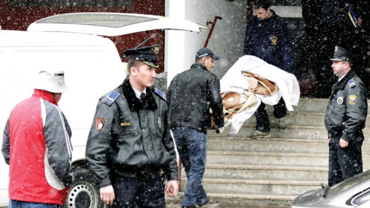 Zločin se dogodio u februaru 2006. godine