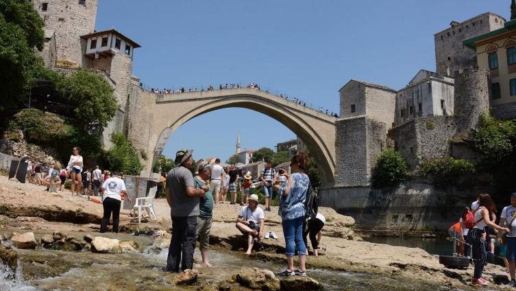 Od stranih turista, najviše ih iz Hrvatske
