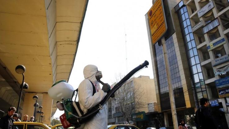 Prizor iz Teherana