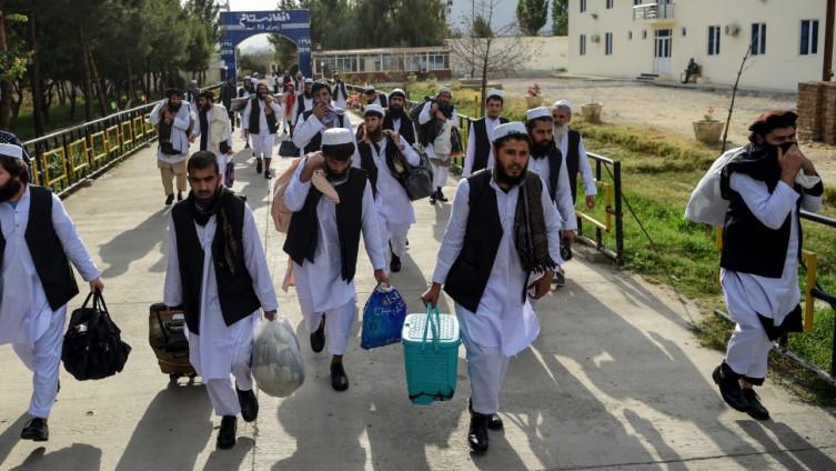 Zarobljeni talibani nadaju se izlasku na slobodu