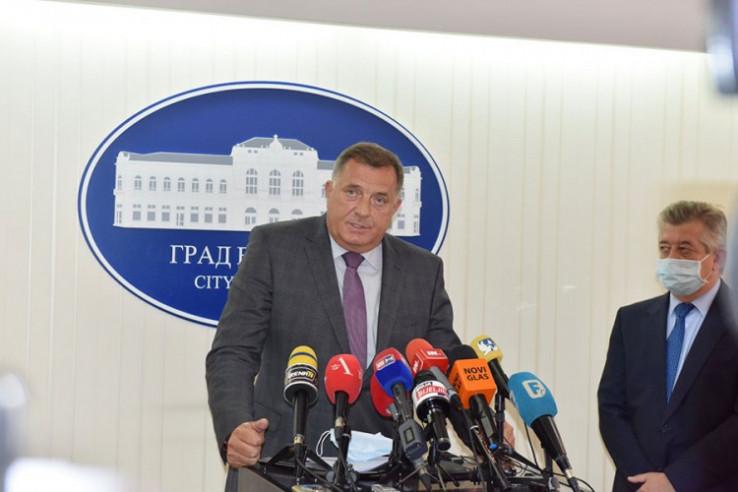 Dodik: Za sada imamo pokrivene očekivane gubitke