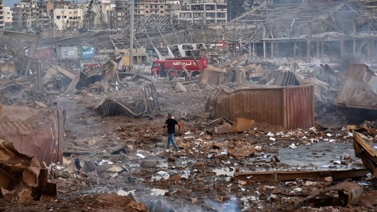 Stotine povrijeđenih u eksploziji