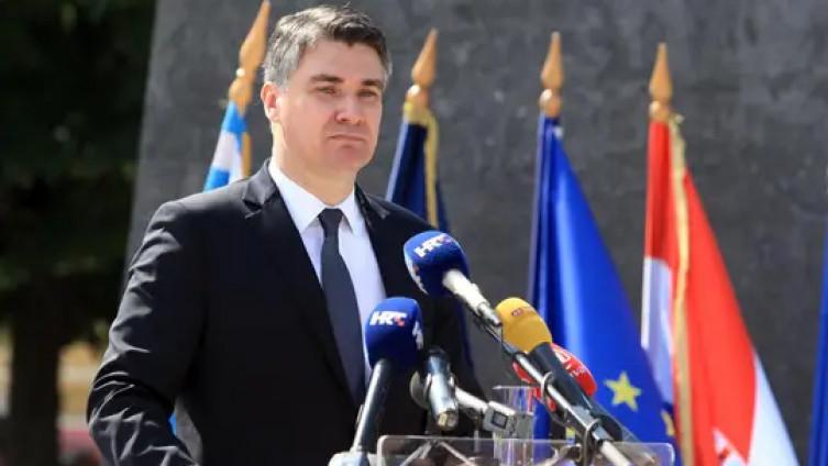 Milanović: Dodijelio odlikovanja