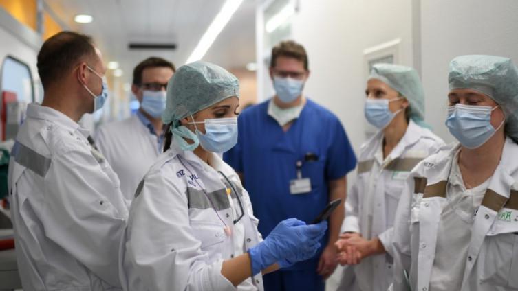 Deset pacijenata smješteno na intenzivnu njegu