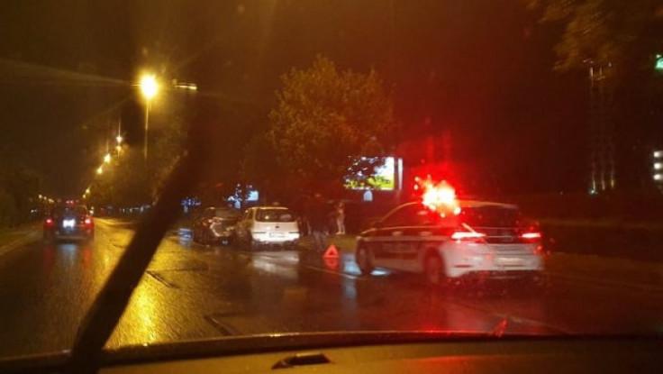 Povrijeđeni prevezeni na UKC Sarajevo
