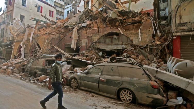 Bejrut: Malo toga je ostalo pošteđeno