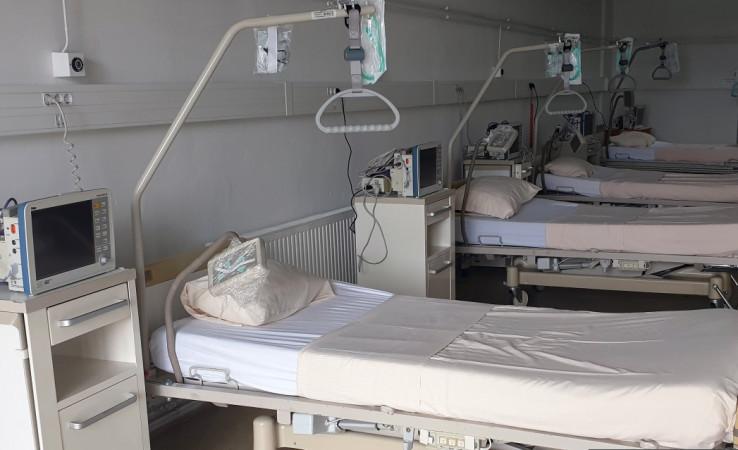 Trenutno je hospitalizirano 55 pacijenata