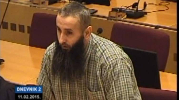 Bosnić: Služi sedmogodišnju kaznu zatvora