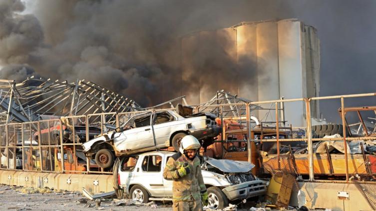 U razornoj eksploziji u Bejrutu živote je izgubilo najmanje 135 ljudi
