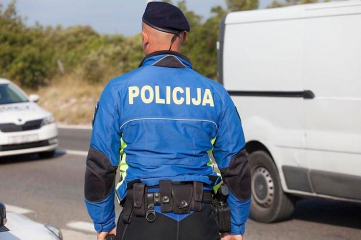 Policija Splitsko-dalmatinske županije